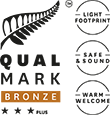Qualmark - Motel - 3 Star Plus Bronze